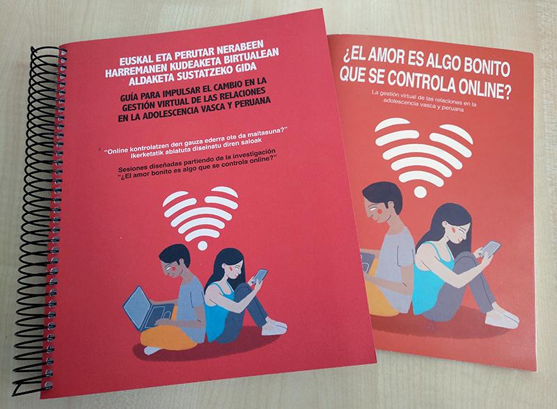 Guía para impulsar el cambio en la gestión virtual de las relaciones en la adolescencia vasca y peruana